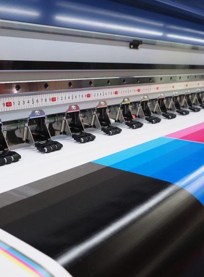 Digitaldruck print digital