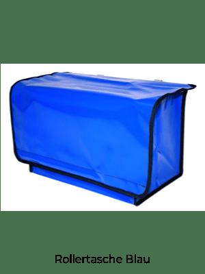 Rollertasche Blau