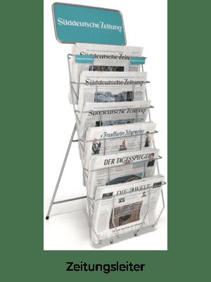 Zeitungsleiter